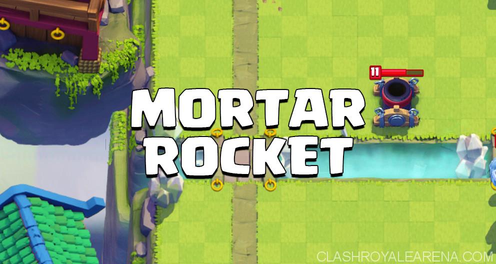 Mortar Rocket Deck