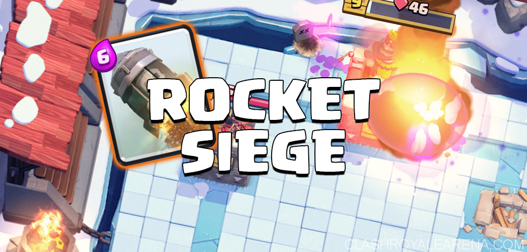 Rocket Siege Deck