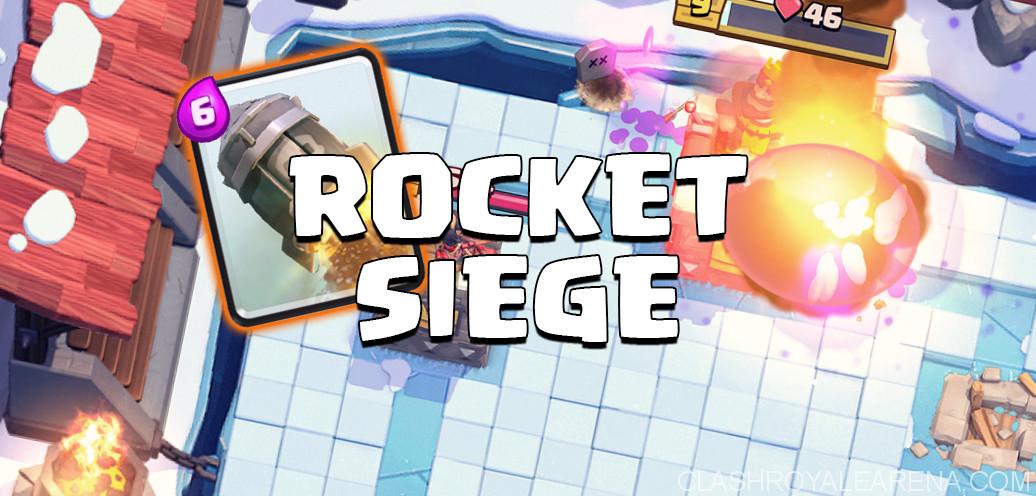 Rocket Siege Deck