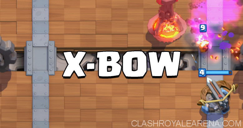 Best X-Bow Cycle Deck