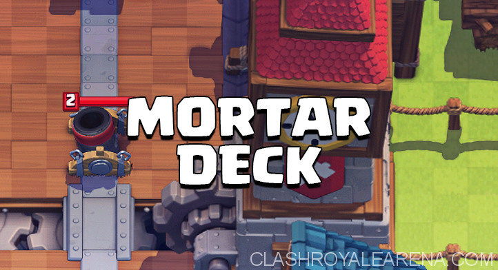 Arena 6 Mortar Deck