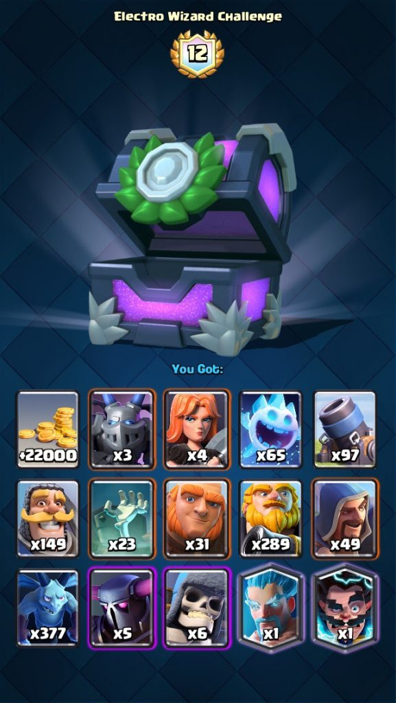 Electro Wizard Challenge Best Tips And Decks