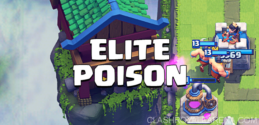 Elite Barbarians Poison Deck