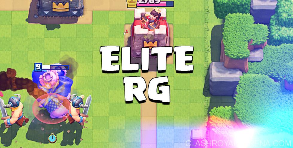 Elite Royal Giant Deck
