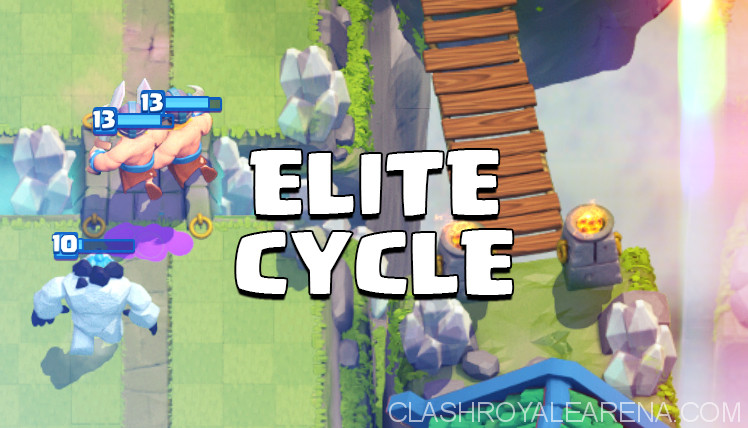 Elite Barbarians Cycle