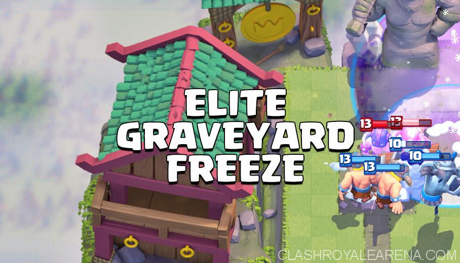 Elite Graveyard Freeze Deck
