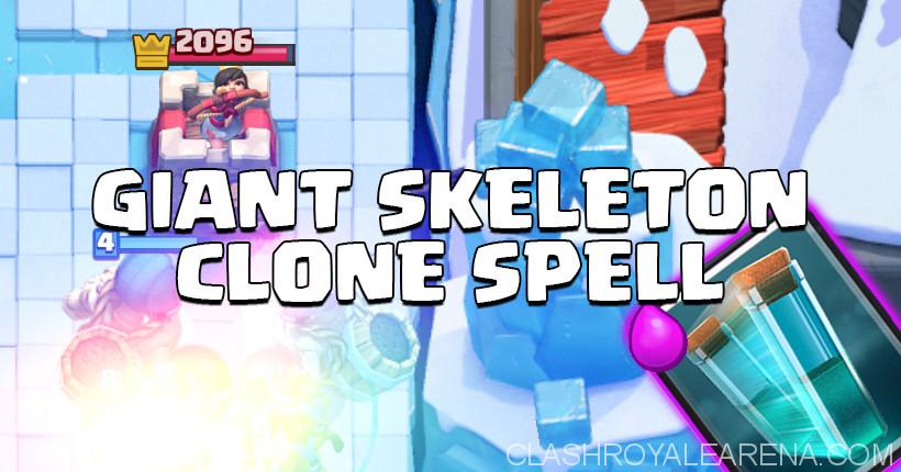 Giant Skeleton Clone Deck