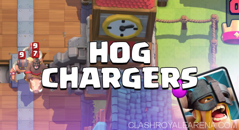 Hog Rider Chargers