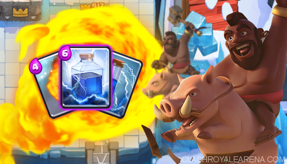 Hog Triple Spells Deck