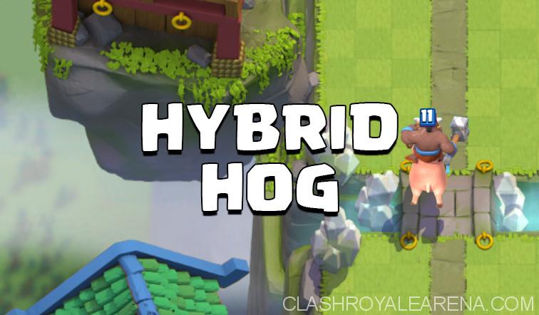 Hybrid Hog Deck