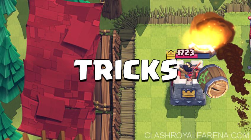 Rocket and Tornado Tricks
