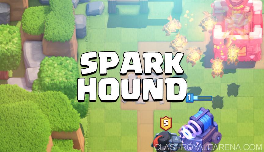 Sparky Hound