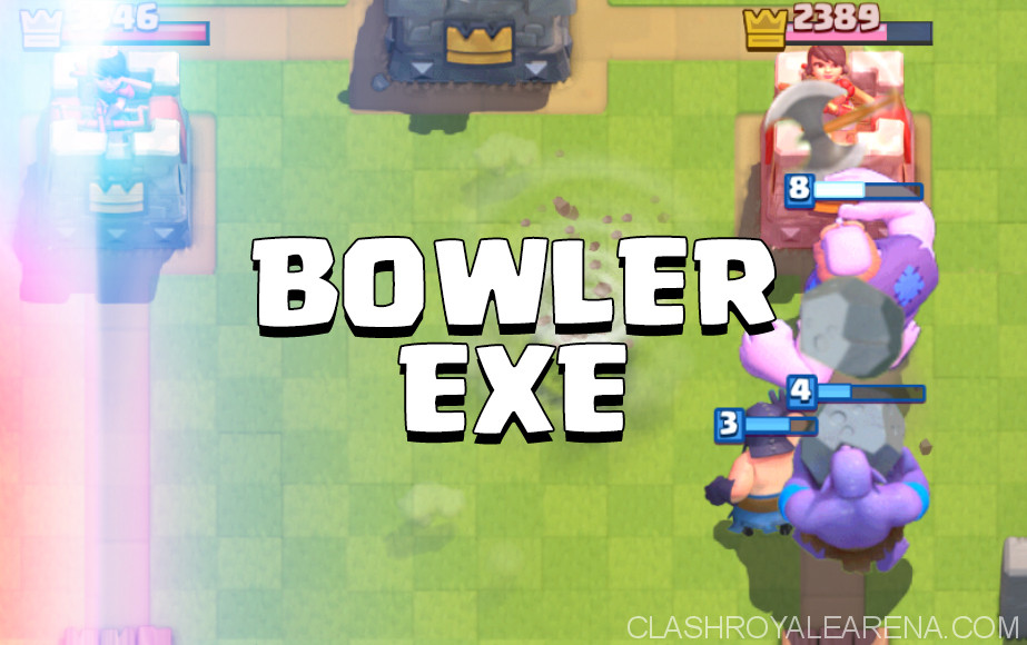 Executioner Bowler Beatdown Deck