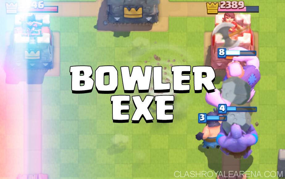 Executioner Bowler Beatdown Deck