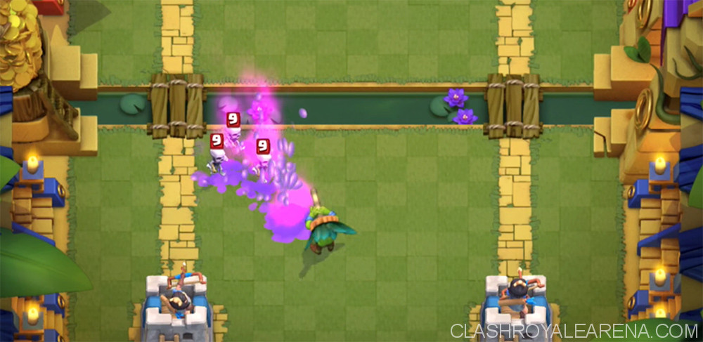 Clash Royale Dart Goblin Best Tips And Strategies
