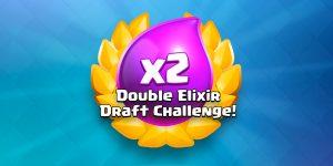 double elixir draft challenge clash royale