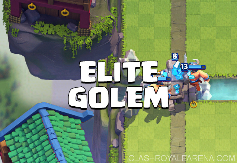 F2P Elite Golem Deck