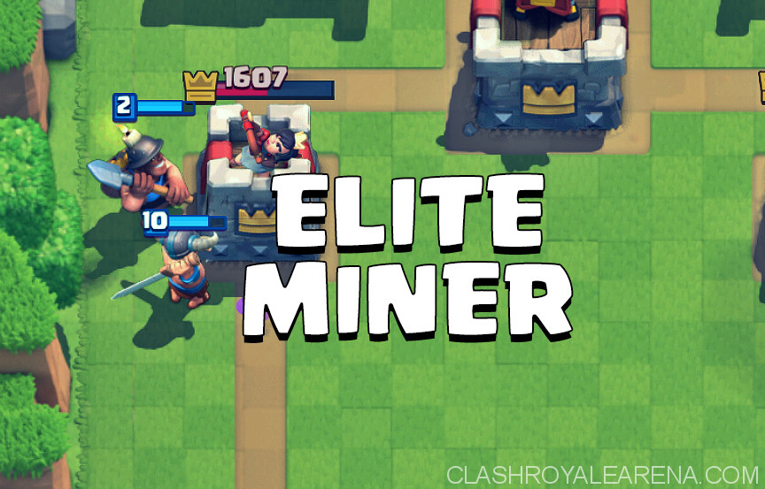 Elite Miner Control Chip Deck