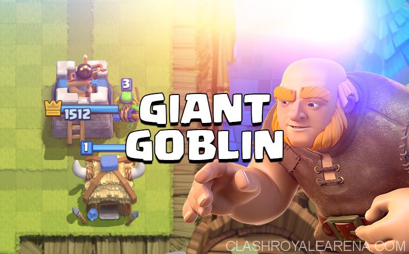 Giant Goblin Deck