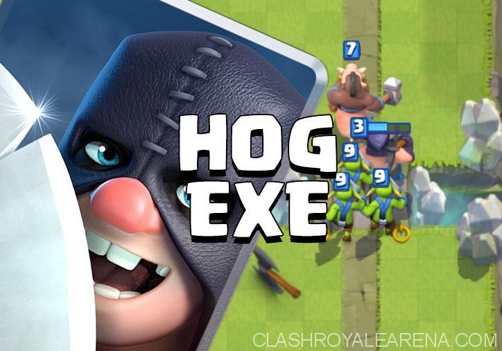 Executioner Hog Nado Deck