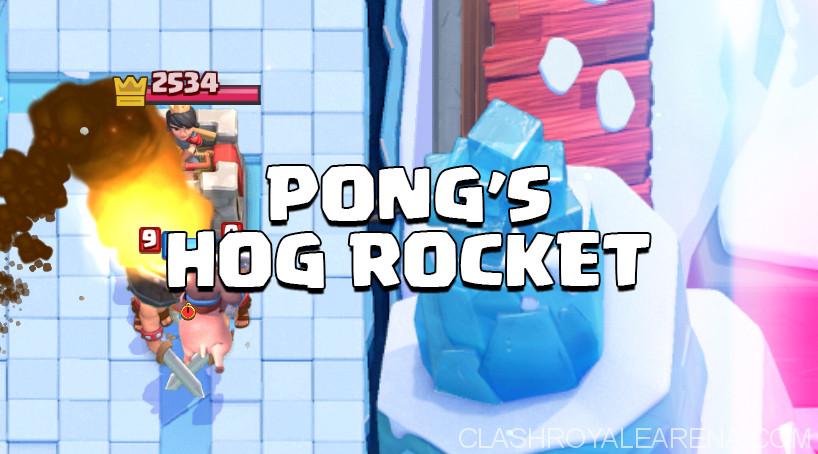 PongTV Hog Deck