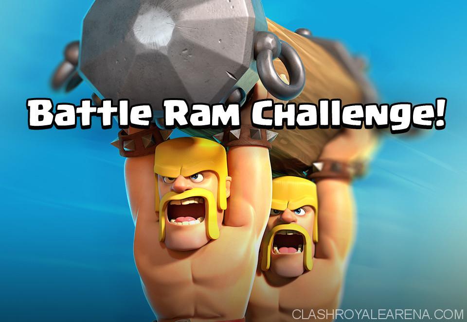 Battle Ram Challenge
