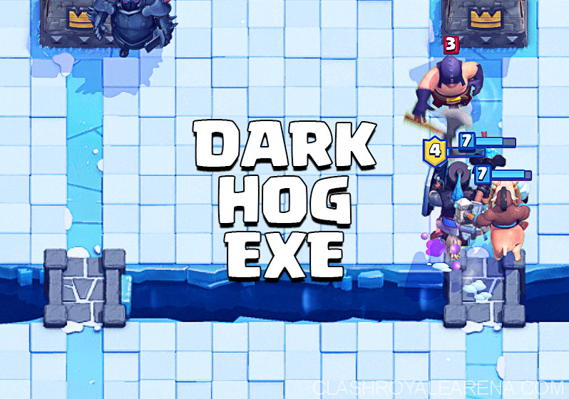 Dark Prince Hog Rider Executioner