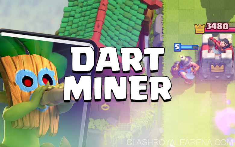 Crazy 2 4 Miner Dart Goblin Chip Deck That Actually Works
