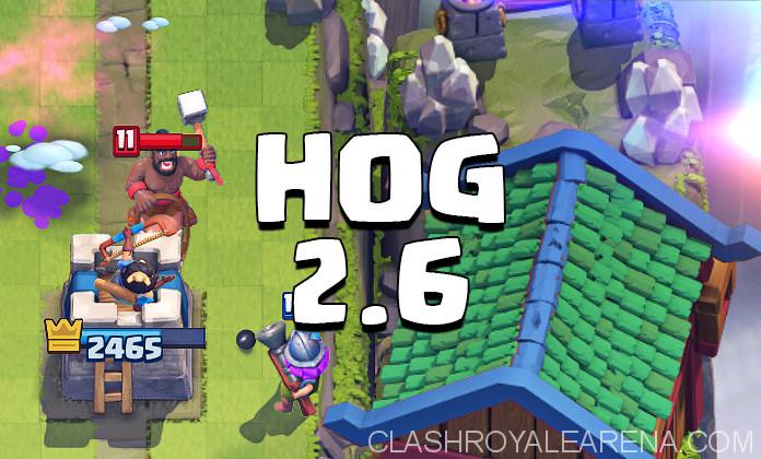 2.6 Hog Cycle Deck