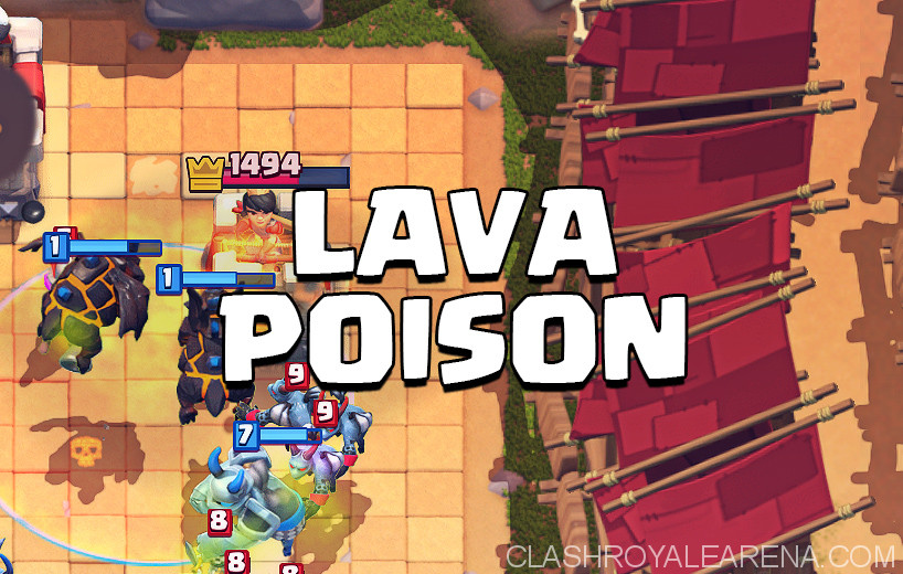 Lava Poison Deck