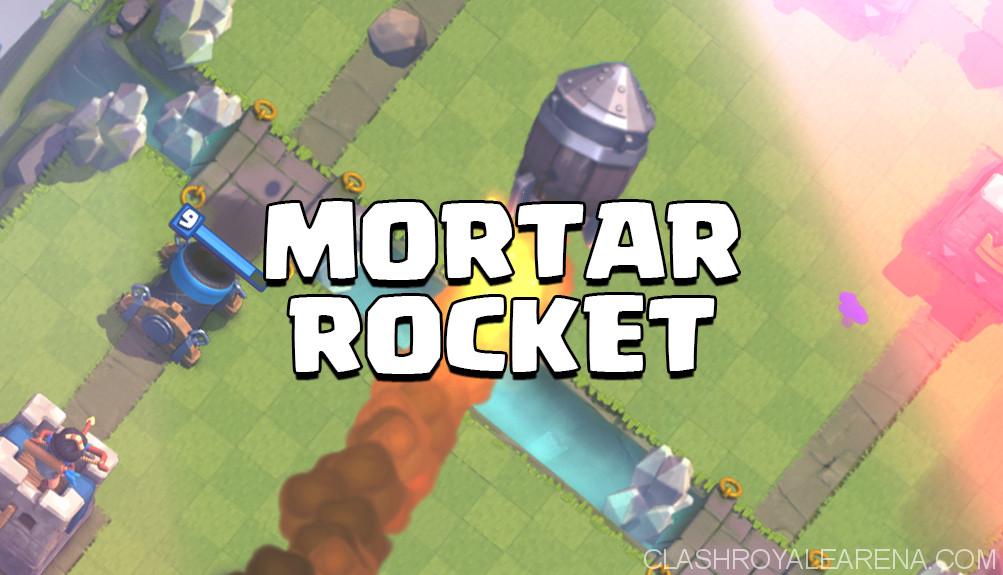 mortar rocket