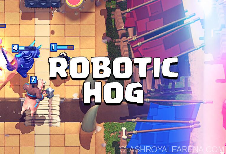 Robotic Hog