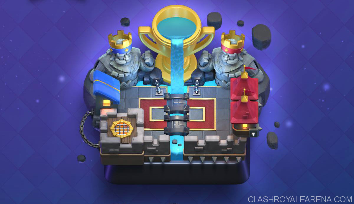 New Clash Royale Arena 11 Unlocks at 3,800 Trophies! Hog Mountain Is Now Arena 10!