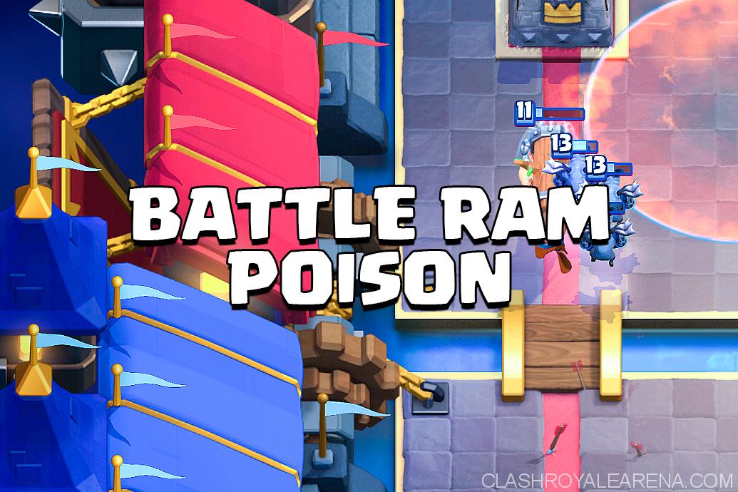 Battle Ram Poison Control Deck