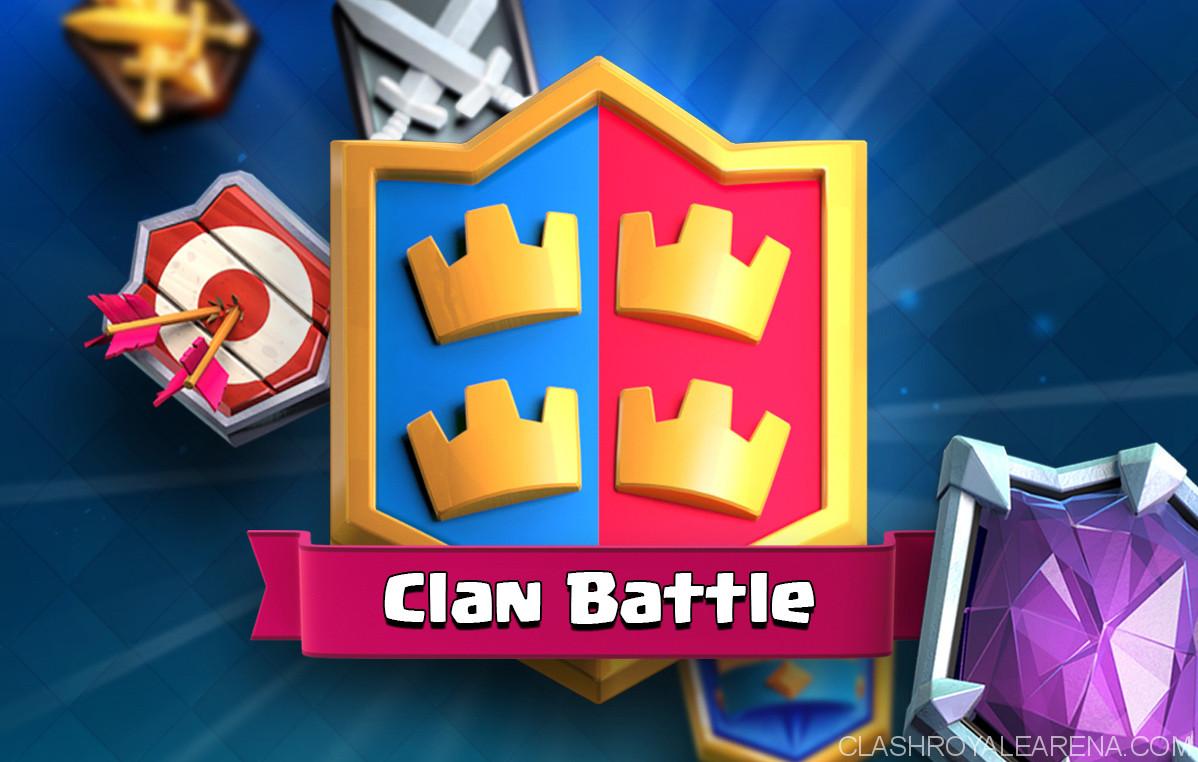 Clash Royale Clan Battle Chest