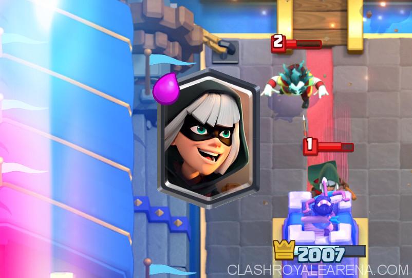 Clash Royale Bandit