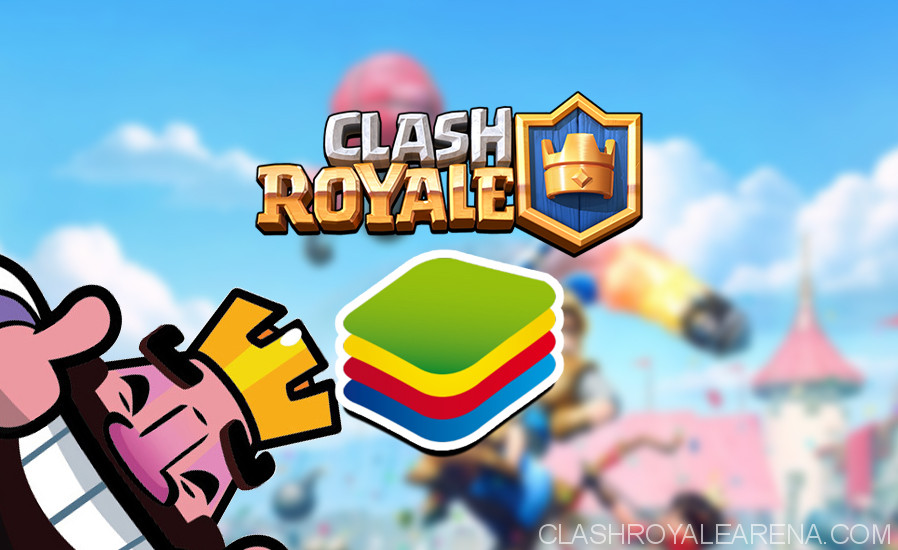 Image result for clash royale PC