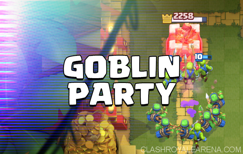 Goblin Party Deck