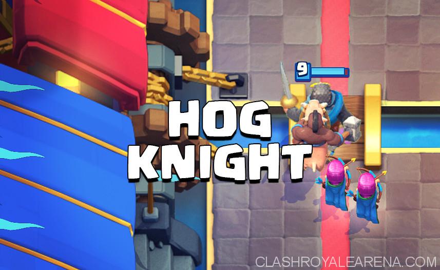 hog knight cycle