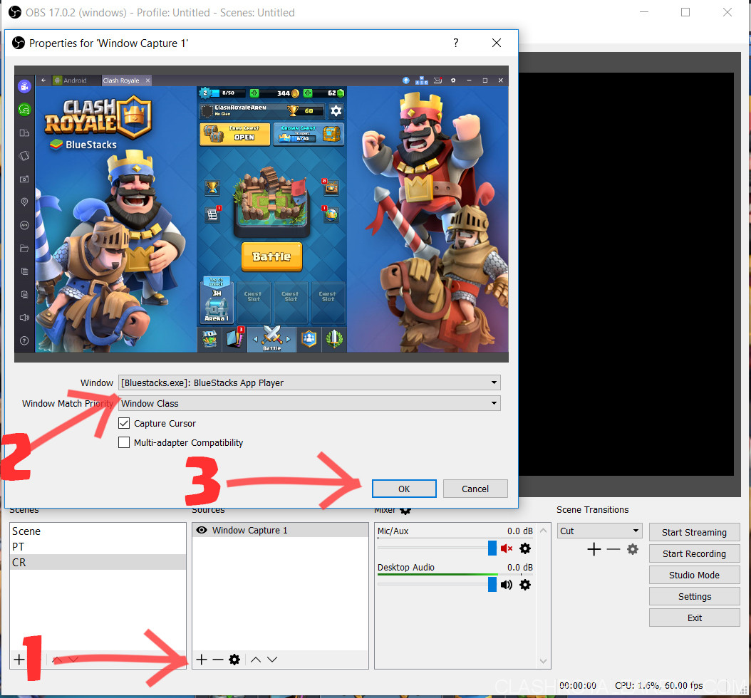 how to start streaming on twitch obs