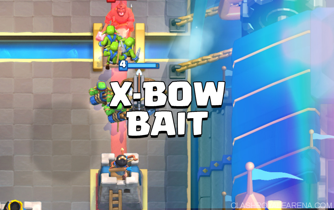 Xbow Bait Deck