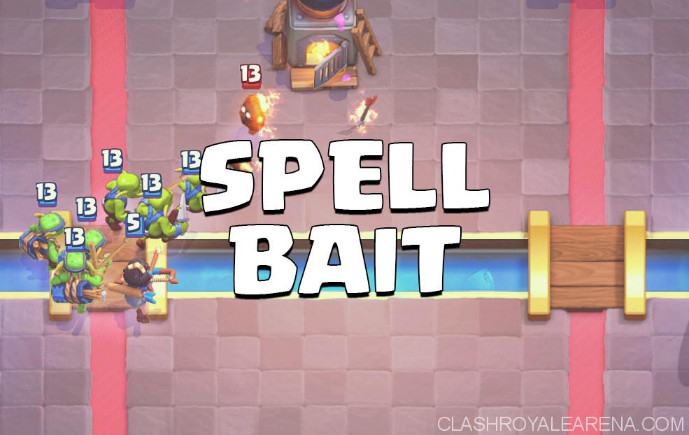 goblin barrel spell bait deck