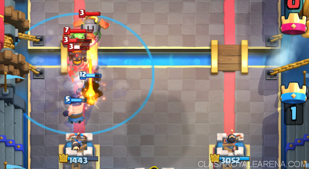 executioner vs lava hound