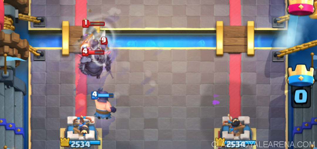 executioner vs night witch