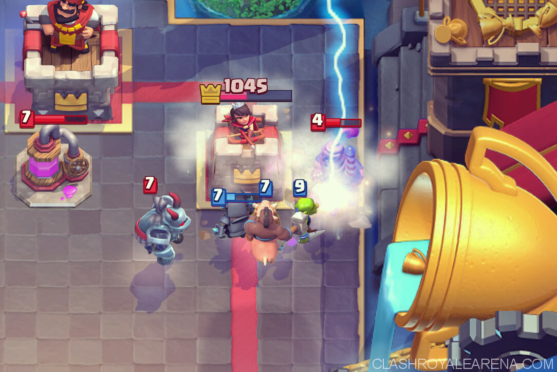 hog lightning