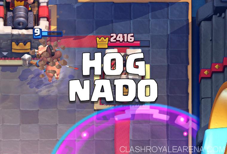 hog rider tornado