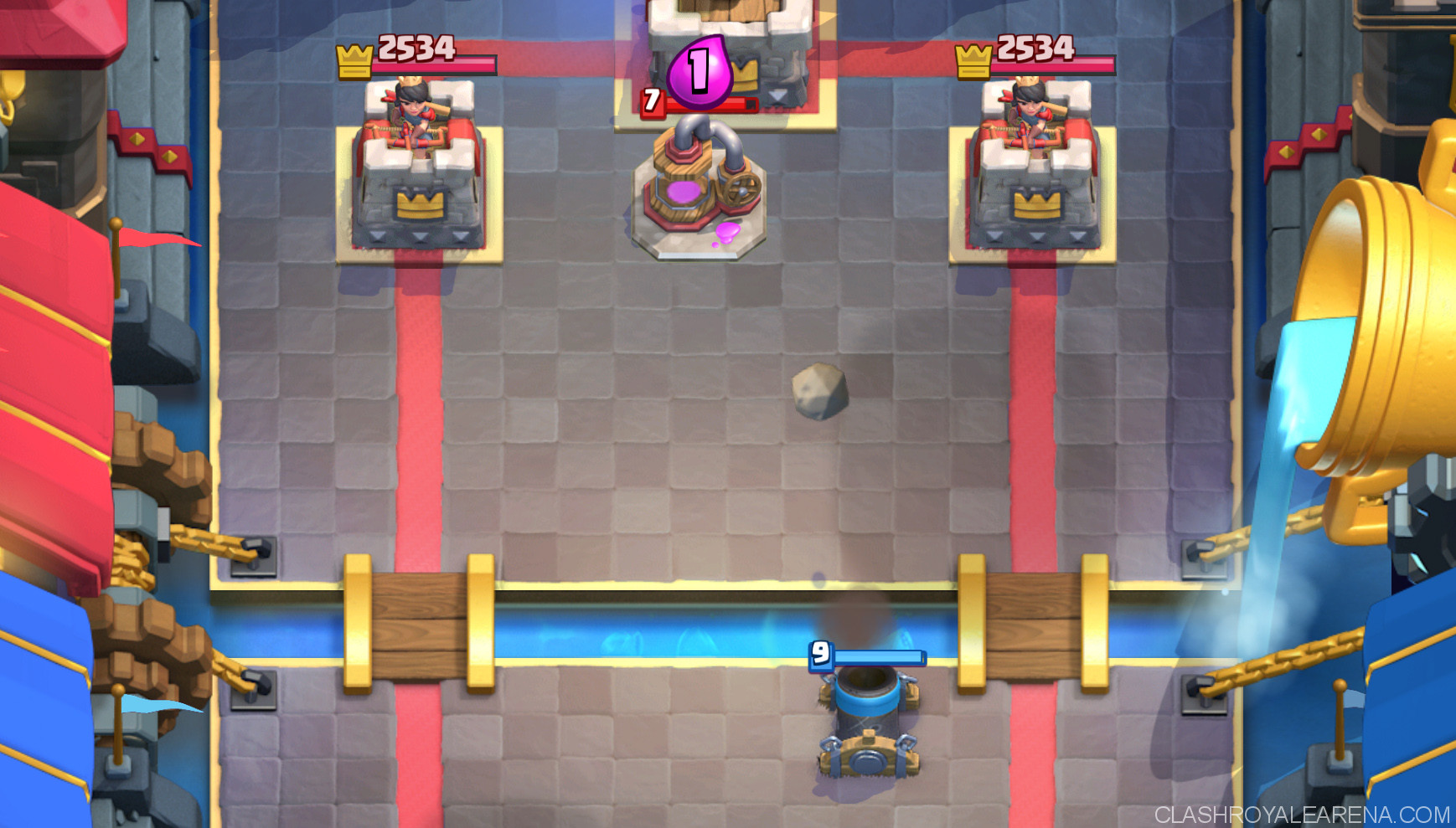 mortar vs elixir collector