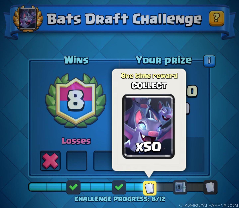 bats draft challenge