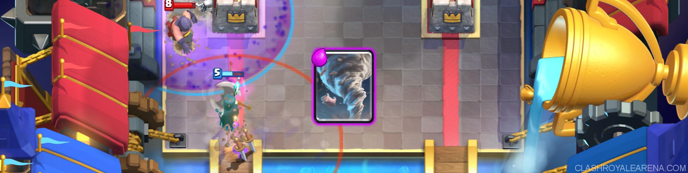 clash royale tornado