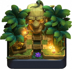jungle arena
